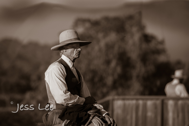 BlackandWhite-cowboy-photos-1640.jpg :: Photography of Cowboys processed in Black and White.