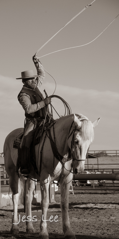BlackandWhite-cowboy-photos-7905.jpg :: Photography of Cowboys processed in Black and White.