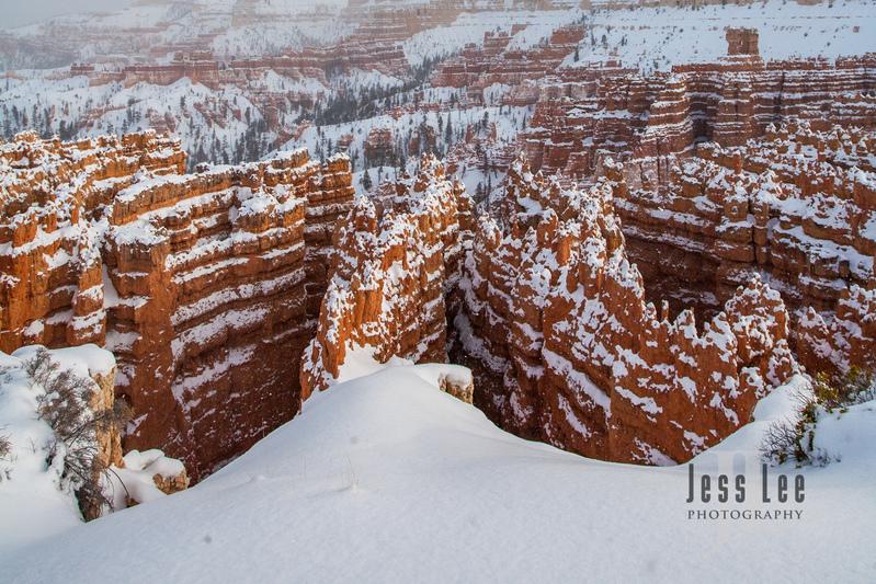 Bryce  Winter Snow--3.jpg