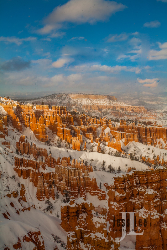 Bryce-Canyon-Winter-Snow-001.jpg :: Limited edition fine art collector photography prints of the desert Southwest for sale