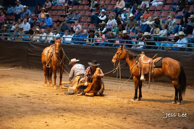 Californio-vaquaro-photos-1794.jpg :: Photos of the Califorinos Ranch roping, with some of the best Vaquero style cowboy in the world. Know as buckaroos, califorino's, and Vaqueros.