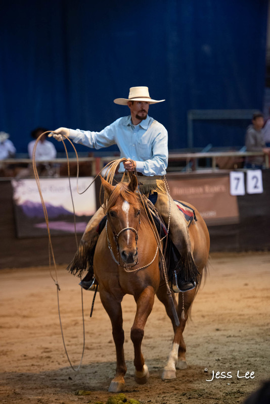 Californio-vaquaro-photos-1822.jpg :: Photos of the Califorinos Ranch roping, with some of the best Vaquero style cowboy in the world. Know as buckaroos, califorino's, and Vaqueros.