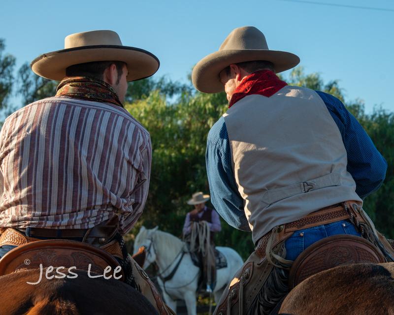 Californio-vaquaro-photos-7896(1).jpg :: Cowboys carring on the traditions of the Vaquero, Californios, Buckaroo ways.