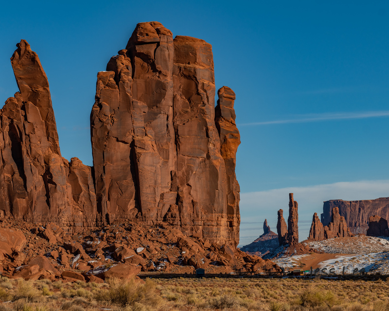 Monument-valley-totem_JLE9733(1).jpg :: Limited edition monument valley fine art photography for sale.