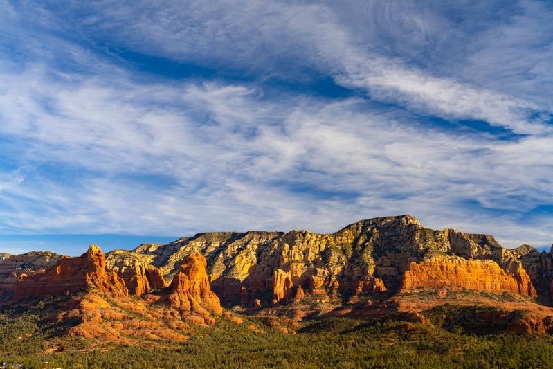Sedona-sky_JLE1981.jpg :: Fine Art Limited edition Sedona Arizona photo print.