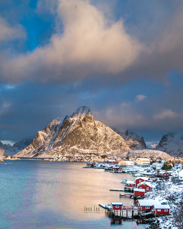 _JRL0542.jpg :: Lofoten Norway winter photo workshop by Jess Lee