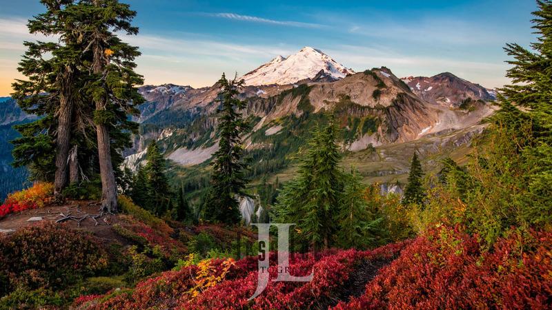 _Mount-Baker-fall-JRL5661.jpg :: Autumn on Mount Baker Washington
