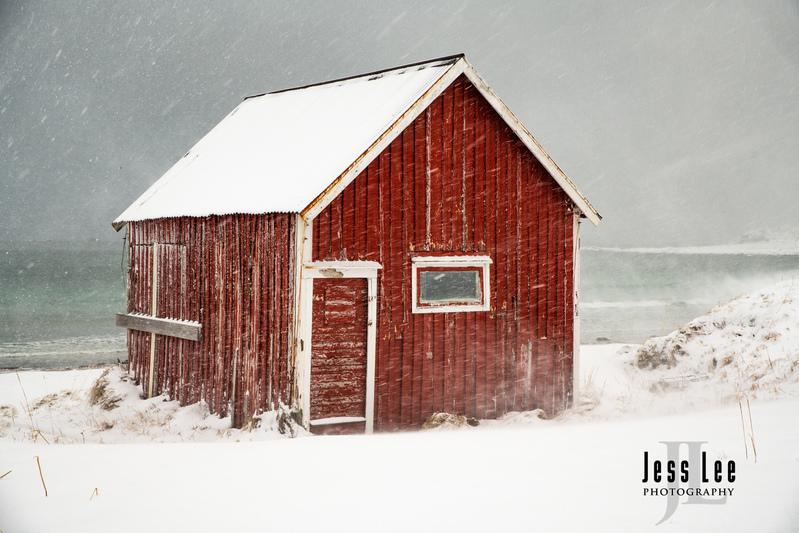 boathouse-9759(1).jpg :: Lofoten Norway Winter