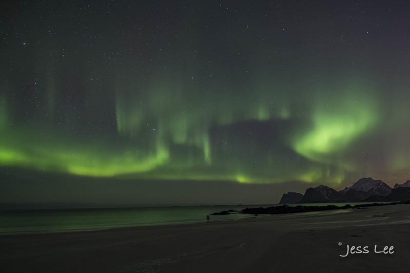 norwaylights-1054.jpg :: Lofoten Norway winter photo workshop by Jess Lee