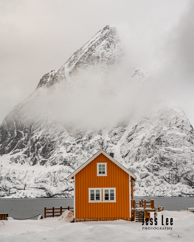 triangles-9967(1).jpg :: Lofoten Norway Winter