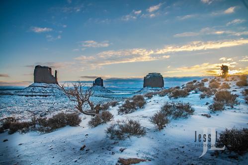 Monument Valley Winter workshop