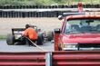 Getting Towed in turn four at Mid-Ohio Sports Car Course 2020 I.jpg