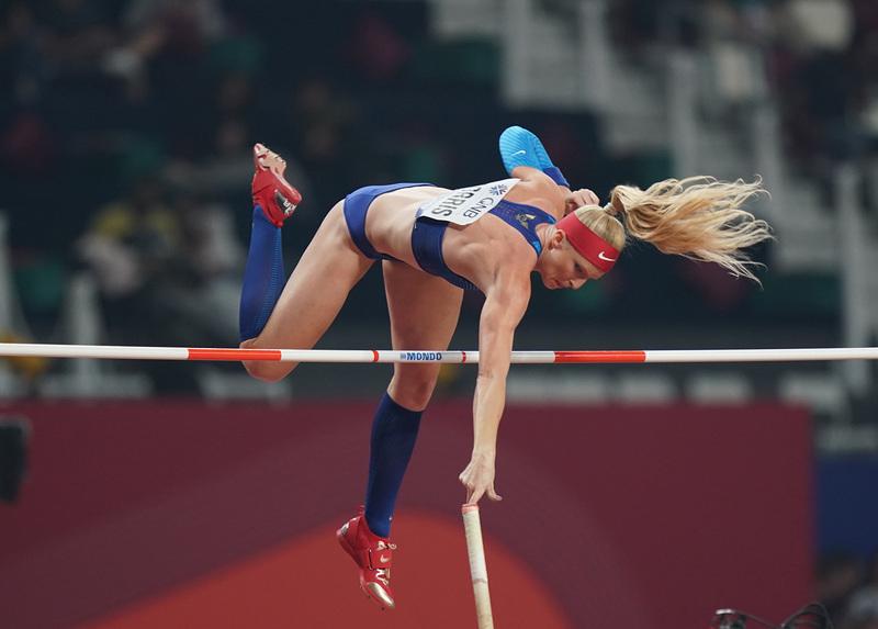 DSC00783(1).jpg :: in action during IAAF World Championships at Khalifa International Stadium Doha Qatar on September 29 2019. GlennSports.