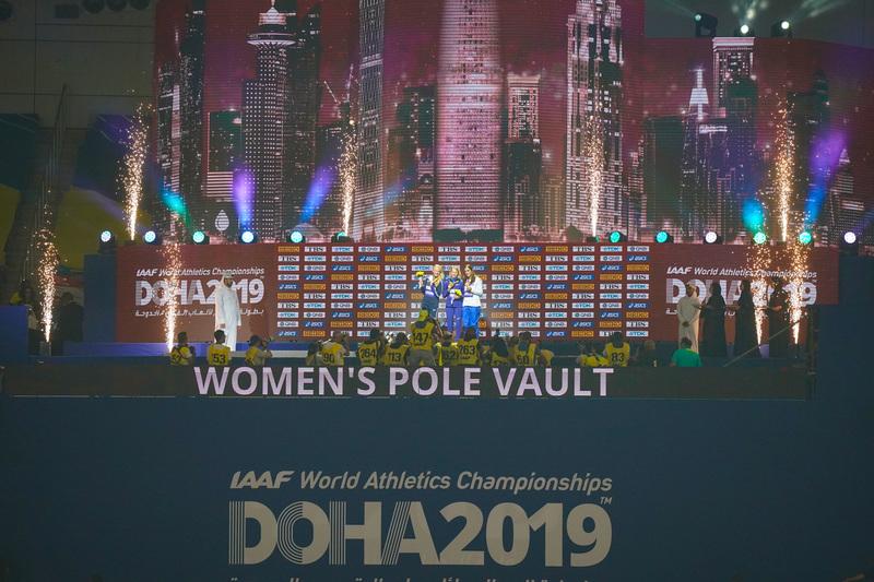 DSC01204.jpg :: in action during IAAF World Championships at Khalifa International Stadium Doha Qatar on September 30 2019. GlennSports.