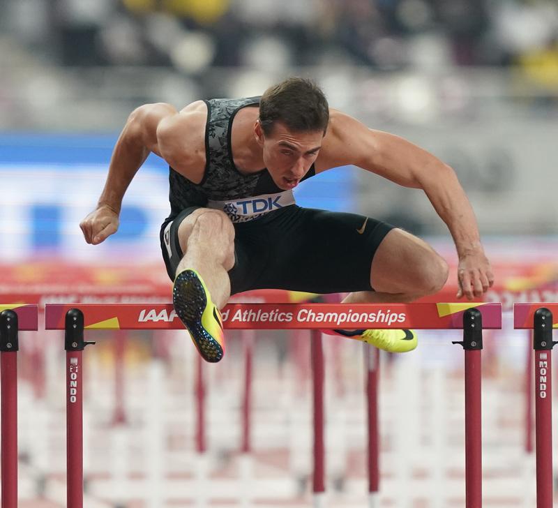 DSC01270.jpg :: in action during IAAF World Championships at Khalifa International Stadium Doha Qatar on September 30 2019. GlennSports.