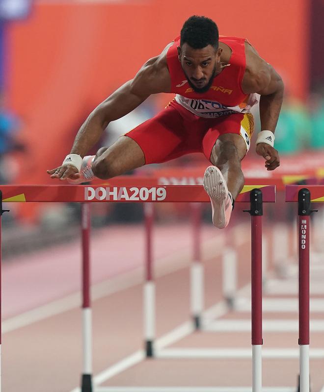 DSC01349.jpg :: in action during IAAF World Championships at Khalifa International Stadium Doha Qatar on September 30 2019. GlennSports.
