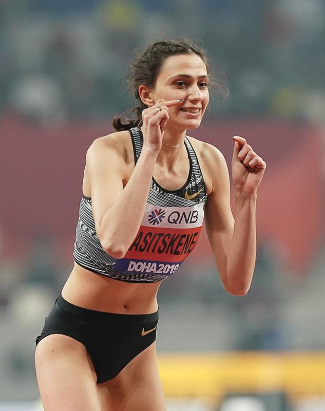 DSC01491.jpg :: in action during IAAF World Championships at Khalifa International Stadium Doha Qatar on September 30 2019. GlennSports.