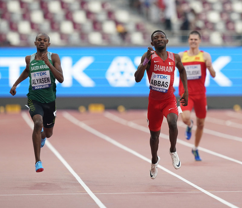 DSC01720.jpg :: in action during IAAF World Championships at Khalifa International Stadium Doha Qatar on October 01 2019. GlennSports.