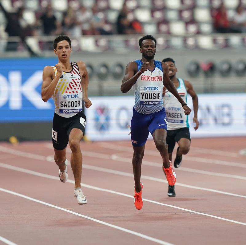 DSC01756.jpg :: in action during IAAF World Championships at Khalifa International Stadium Doha Qatar on October 01 2019. GlennSports.