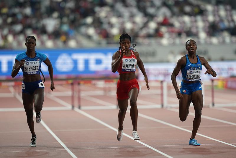 DSC01889(1).jpg :: in action during IAAF World Championships at Khalifa International Stadium Doha Qatar on October 01 2019. GlennSports.