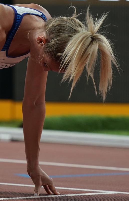DSC01912 copy.jpg :: in action during IAAF World Championships at Khalifa International Stadium Doha Qatar on October 01 2019. GlennSports.