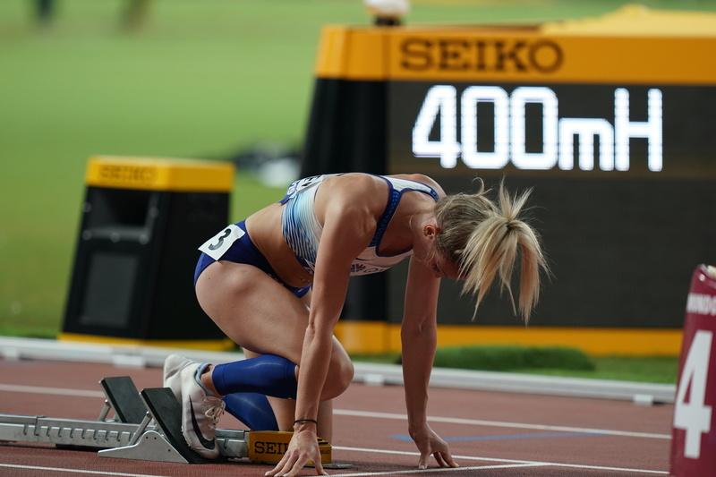 DSC01912.jpg :: in action during IAAF World Championships at Khalifa International Stadium Doha Qatar on October 01 2019. GlennSports.