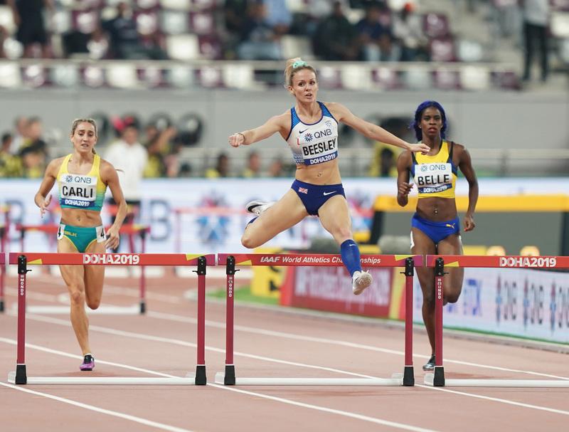 DSC01930.jpg :: in action during IAAF World Championships at Khalifa International Stadium Doha Qatar on October 01 2019. GlennSports.