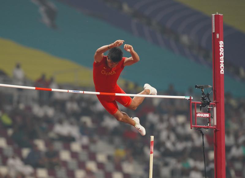 DSC02036.jpg :: in action during IAAF World Championships at Khalifa International Stadium Doha Qatar on October 01 2019. GlennSports.