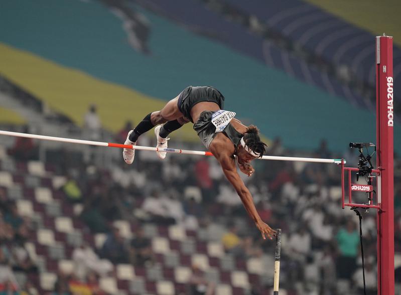 DSC02042.jpg :: in action during IAAF World Championships at Khalifa International Stadium Doha Qatar on October 01 2019. GlennSports.
