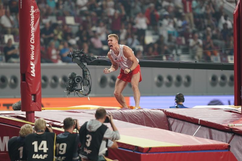 DSC02189A.jpg :: in action during IAAF World Championships at Khalifa International Stadium Doha Qatar on October 01 2019. GlennSports.