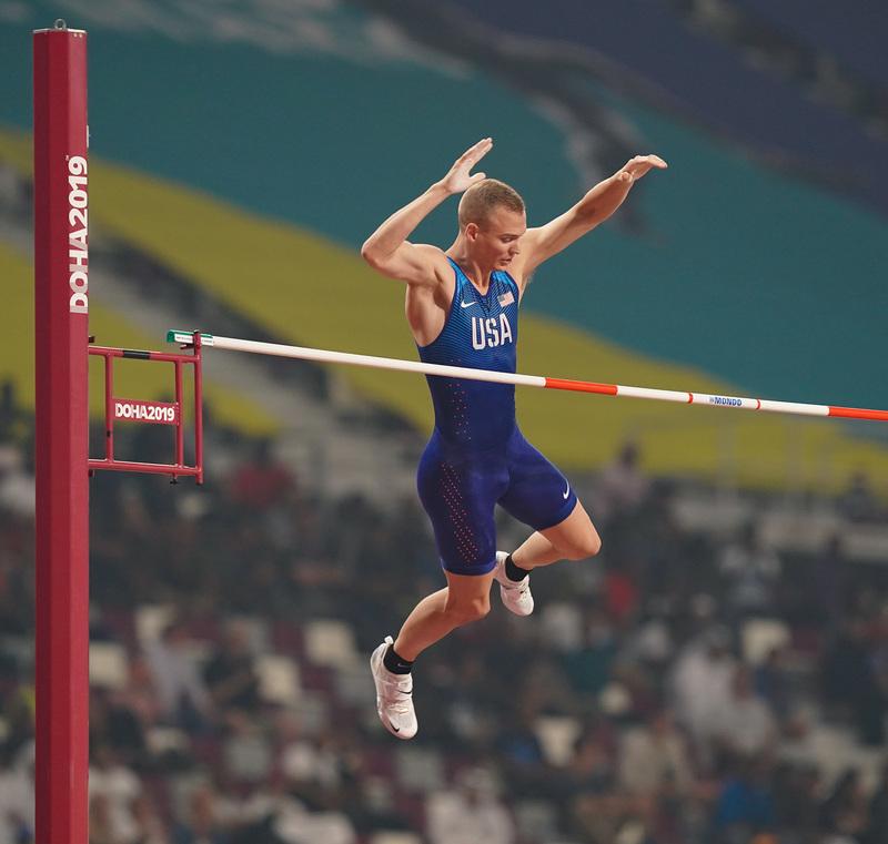 DSC02202(1).jpg :: in action during IAAF World Championships at Khalifa International Stadium Doha Qatar on October 01 2019. GlennSports.