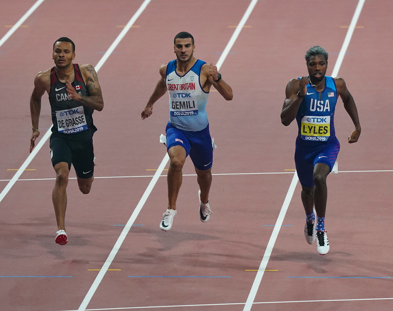 DSC02417(1).jpg :: in action during IAAF World Championships at Khalifa International Stadium Doha Qatar on October 01 2019. GlennSports.