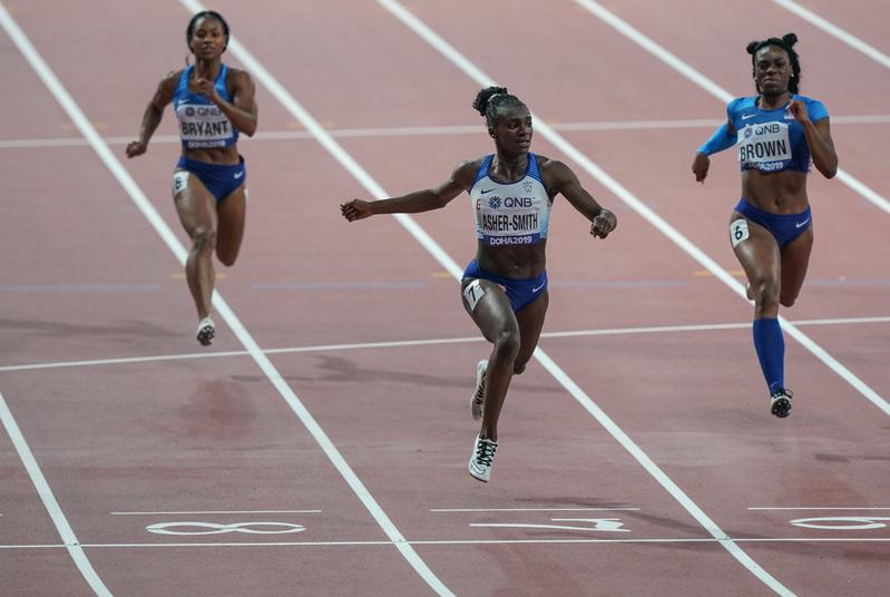 DSC03092.jpg :: in action during IAAF World Championships at Khalifa International Stadium Doha Qatar on October 02 2019. GlennSports.