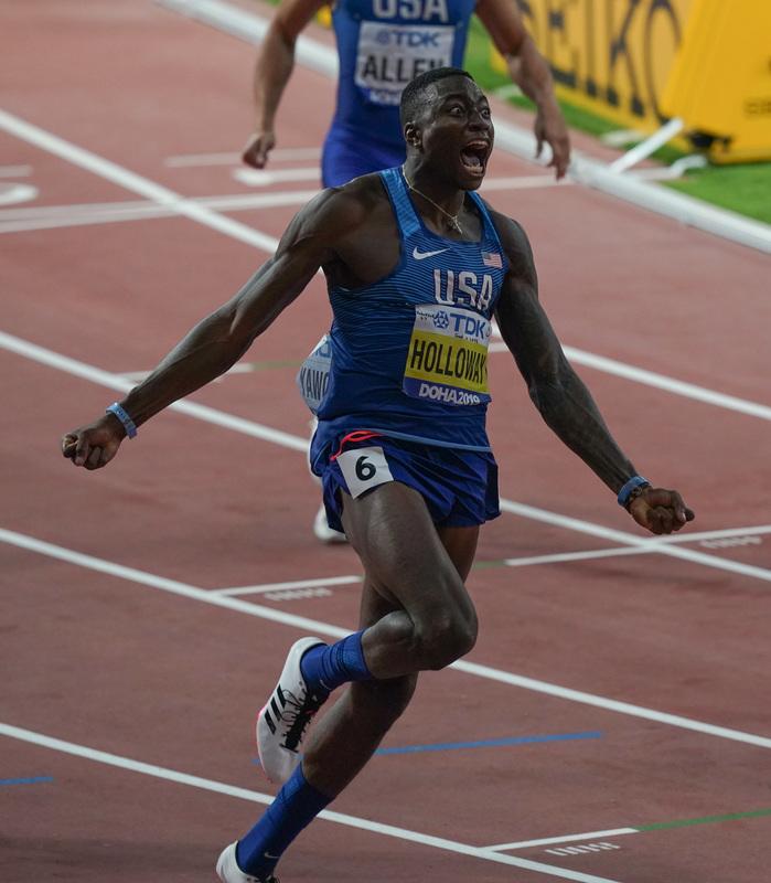 DSC03250.jpg :: in action during IAAF World Championships at Khalifa International Stadium Doha Qatar on October 02 2019. GlennSports.