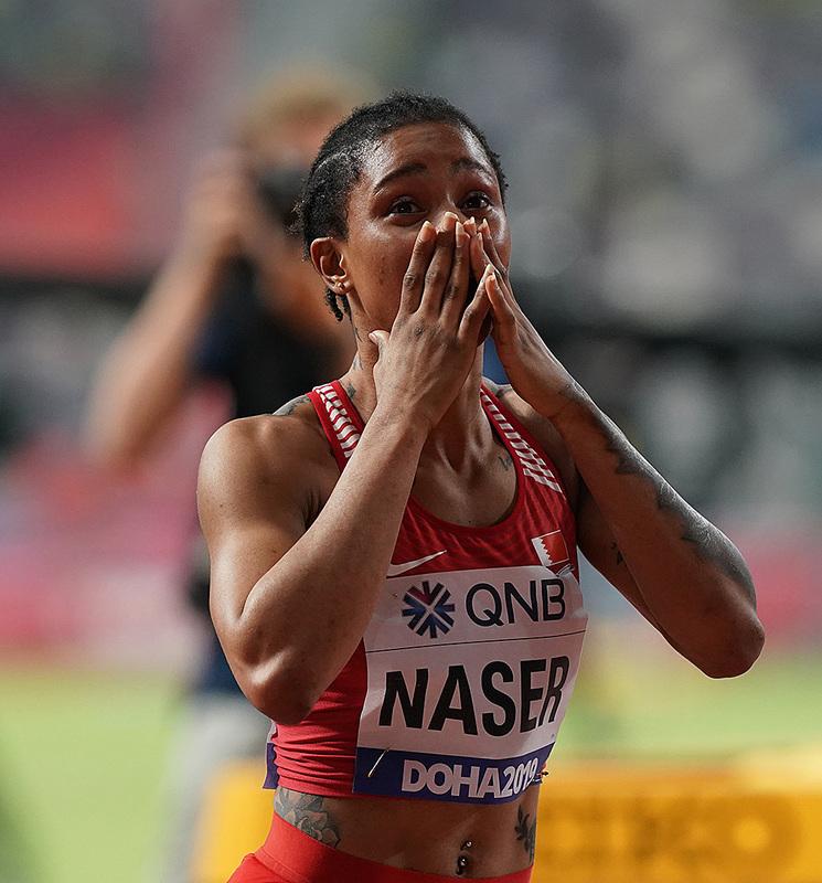 DSC04650(1).jpg :: in action during IAAF World Championships at Khalifa International Stadium Doha Qatar on October 03 2019. GlennSports.