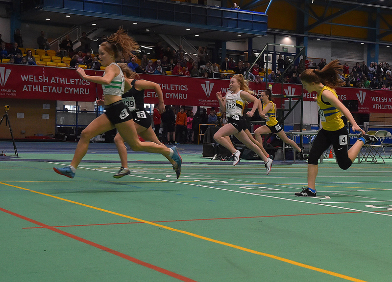 GGS_0025.jpg :: in action during the Welsh Junior Athletics Championships 2019 at N.I.A.C Cardiff United Kingdom on February 02 2019 Graham / GlennSports