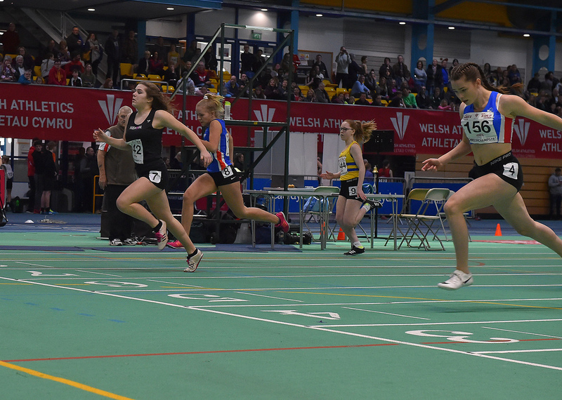 GGS_0026.jpg :: in action during the Welsh Junior Athletics Championships 2019 at N.I.A.C Cardiff United Kingdom on February 02 2019 Graham / GlennSports