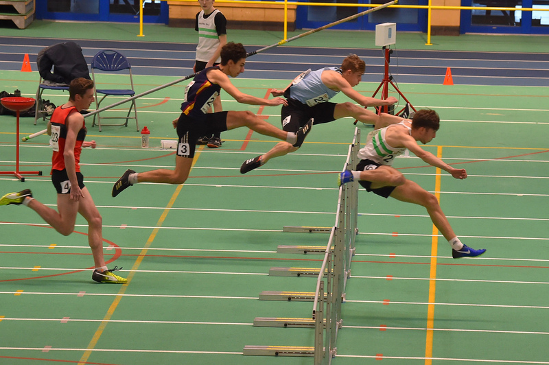 GGS_0068.jpg :: in action during the Welsh Junior Athletics Championships 2019 at N.I.A.C Cardiff United Kingdom on February 02 2019 Graham / GlennSports