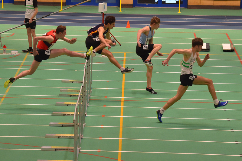 GGS_0070.jpg :: in action during the Welsh Junior Athletics Championships 2019 at N.I.A.C Cardiff United Kingdom on February 02 2019 Graham / GlennSports