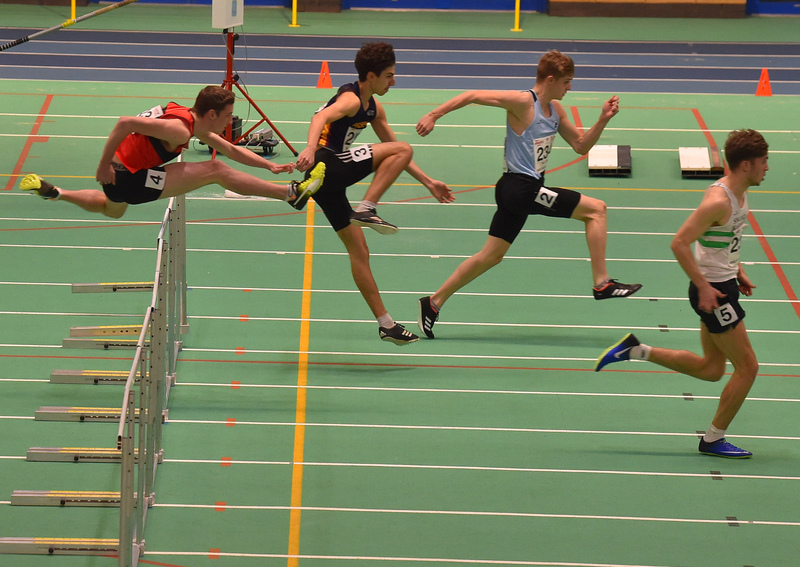 GGS_0071.jpg :: in action during the Welsh Junior Athletics Championships 2019 at N.I.A.C Cardiff United Kingdom on February 02 2019 Graham / GlennSports