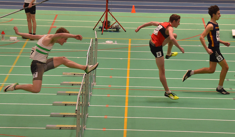 GGS_0073.jpg :: in action during the Welsh Junior Athletics Championships 2019 at N.I.A.C Cardiff United Kingdom on February 02 2019 Graham / GlennSports