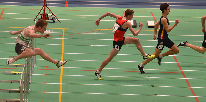 GGS_0074.jpg :: in action during the Welsh Junior Athletics Championships 2019 at N.I.A.C Cardiff United Kingdom on February 02 2019 Graham / GlennSports