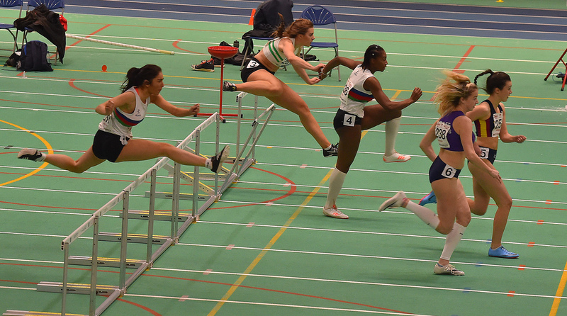 GGS_0111.jpg :: in action during the Welsh Junior Athletics Championships 2019 at N.I.A.C Cardiff United Kingdom on February 02 2019 Graham / GlennSports