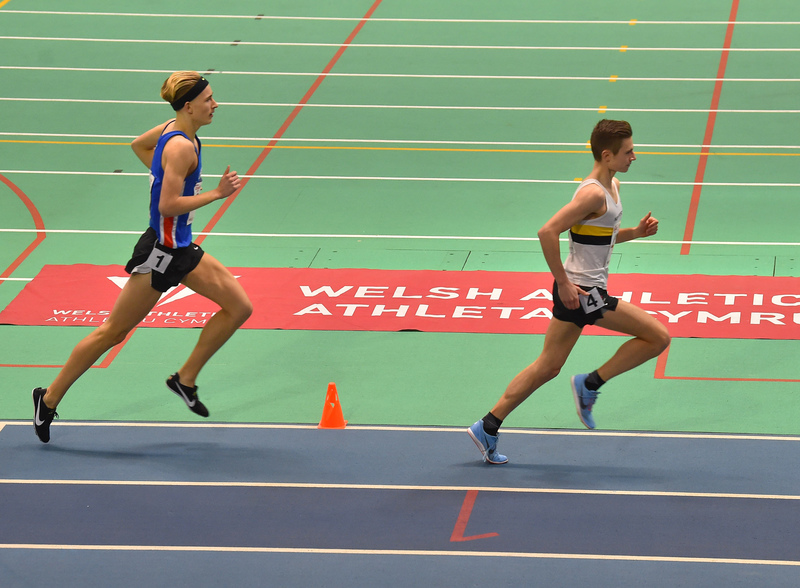 GGS_0136.jpg :: in action during the Welsh Junior Athletics Championships 2019 at N.I.A.C Cardiff United Kingdom on February 02 2019 Graham / GlennSports