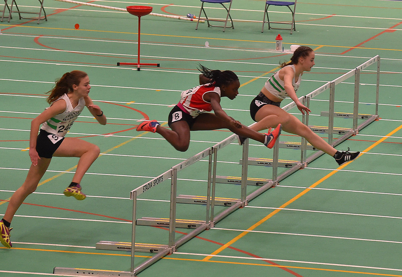 GGS_0148.jpg :: in action during the Welsh Junior Athletics Championships 2019 at N.I.A.C Cardiff United Kingdom on February 02 2019 Graham / GlennSports