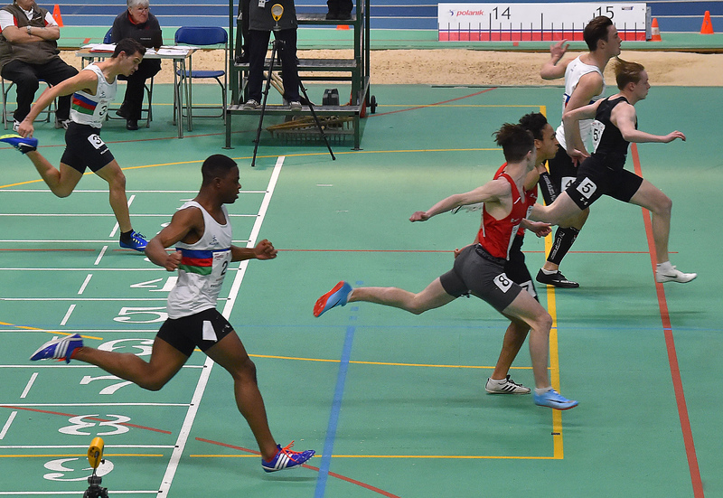GGS_0178.jpg :: in action during the Welsh Junior Athletics Championships 2019 at N.I.A.C Cardiff United Kingdom on February 02 2019 Graham / GlennSports
