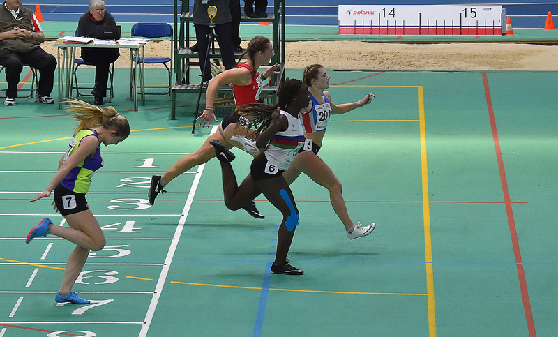 GGS_0183.jpg :: in action during the Welsh Junior Athletics Championships 2019 at N.I.A.C Cardiff United Kingdom on February 02 2019 Graham / GlennSports