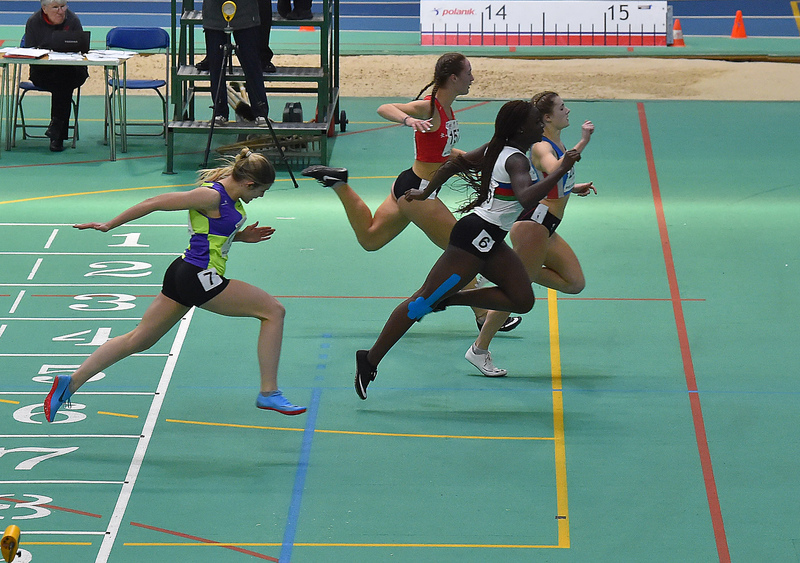 GGS_0184.jpg :: in action during the Welsh Junior Athletics Championships 2019 at N.I.A.C Cardiff United Kingdom on February 02 2019 Graham / GlennSports
