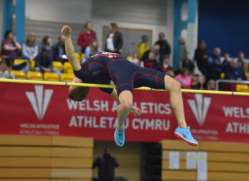 GGS_9347.jpg :: in action during the Welsh Senior Athletics Championships 2019 at N.I.A.C Cardiff United Kingdom on January 26 2019 Graham / GlennSports