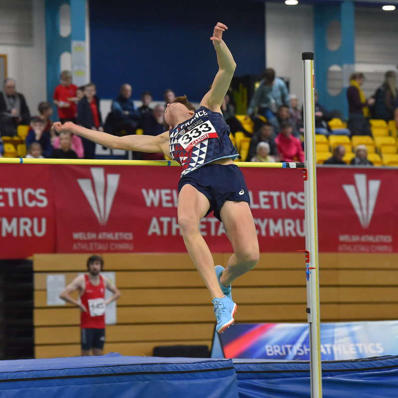GGS_9353.jpg :: in action during the Welsh Senior Athletics Championships 2019 at N.I.A.C Cardiff United Kingdom on January 26 2019 Graham / GlennSports